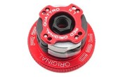 OT-FR104  - Embrayage 32mm Quattro Original Red 2 Alu + 2 Carbone